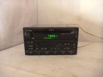 Buy 99-03 Ford Ranger Explorer F150 Windstar Radio Cd Cassette 3L5T-18C868-AC B22 motorcycle in Williamson, Georgia, United States, for US $190.00