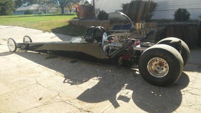 95 Neil and Parks dragster