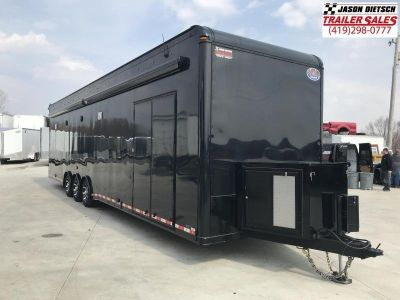 2017 United Trailers USH 8.5X36 Car / Racing Trailer....STOC