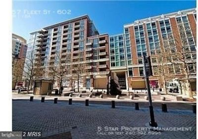 157 Fleet St - 602 - 2 beds, 1 full bath