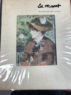 Manet Watercolors and Pastels