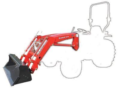 2019 Branson Tractors SL15 Loader Loader Attachments Rome, GA