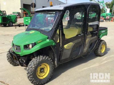 2013 (unverified) John Deere XUV 550 S4 Utility Vehicle