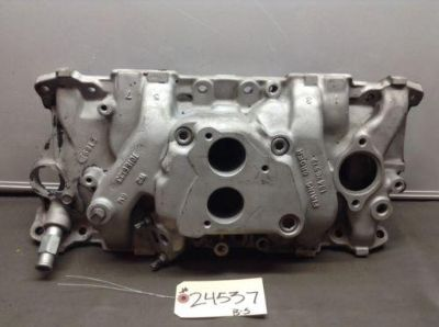 Sell GM/CHEVY 305/350 ENGINE INTAKE MANIFOLD (10166133) (B-5) #F24537 motorcycle in Denver, Colorado, US, for US $95.00