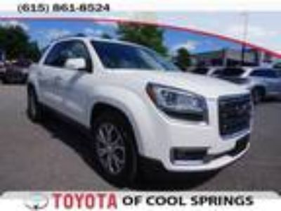 used 2013 GMC Acadia for sale.