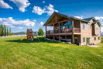 35 Morning View Way KALISPELL Four BR, Views, plenty of room