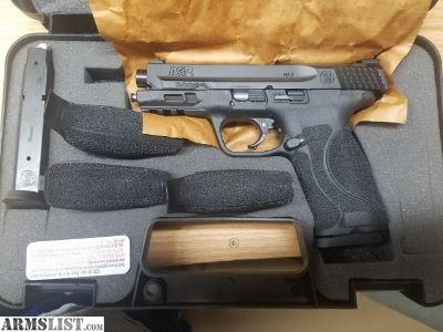 For Sale: S&W MP9 2.0