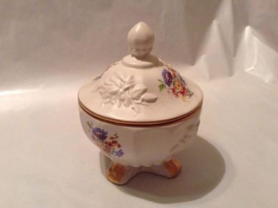 Vintage House of Fuller Candy dish