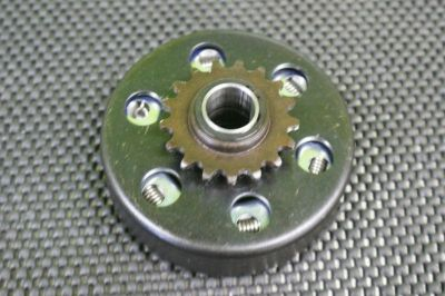 Sell Max Torque clutch 17 tooth #35 Chain - NEW - mini bike go kart motorcycle in Fombell, Pennsylvania, US, for US $54.99