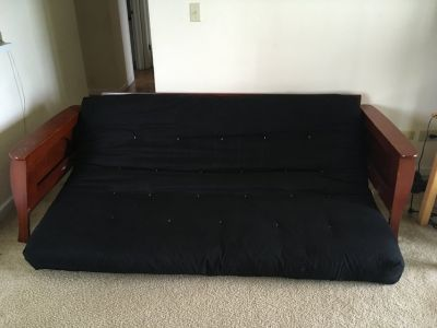 2 in 1 Futon Bed/Couch