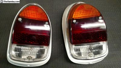 New Brazilian 68 - 70 Beetle tail lights
