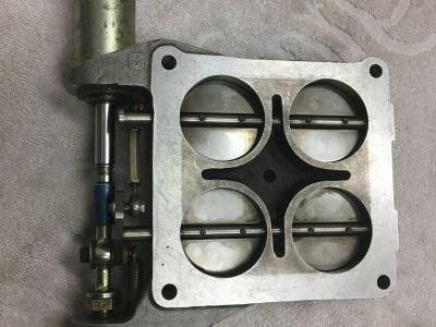 Dedenbear TS-5 Throttle Stop 4500 Flange