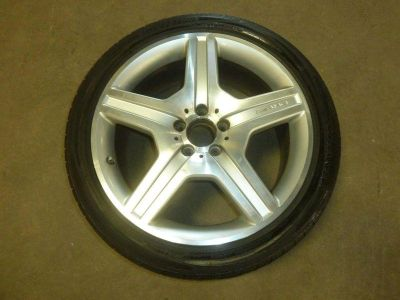 Purchase 07 MERCEDES S550 S600 Wheel Rim 19x8.5 5 Spoke AMG IC 65472 ET 43 w/ Good Tire A motorcycle in Cleveland, Ohio, US, for US $300.00