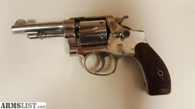 For Sale: Smith & Wesson .32 1920's Pistol
