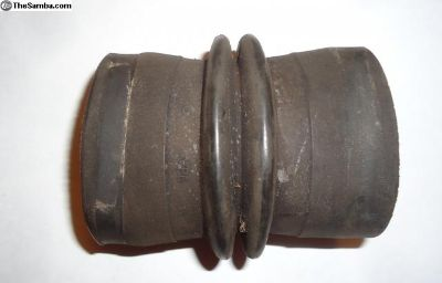 T3 Air Cleaner Boot 2 Rib Used 311 129 645B