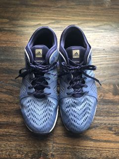 Like New! Adidas training shoes 8.5