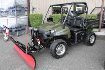 2011 Polaris Ranger HD 800 EPS Utility SxS Adams, MA