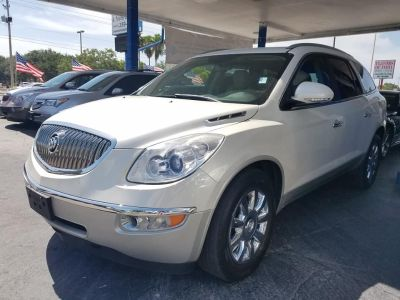 2012 Buick Enclave Leather (White)