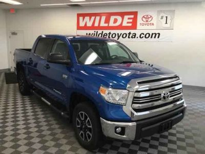 Used 2017 Toyota Tundra 4WD Truck