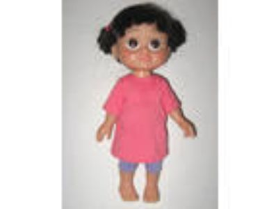 Disney Pixar Babblin Boo Doll Talking Singing Babbling