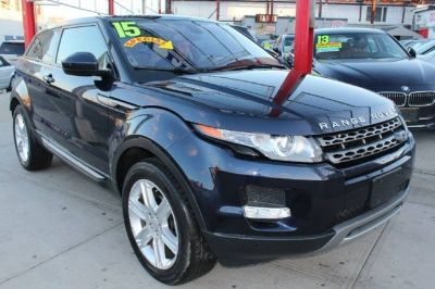 2015 Land Rover Ra/Rover Evoque Coupe Pure Plus AWD 2dr SUV