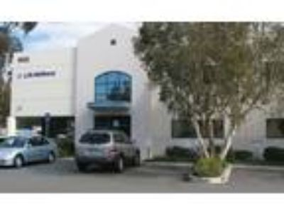 Carlsbad, 7525 SF flex building in the district