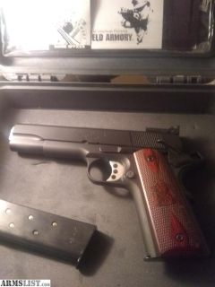 For Sale: Springfield armory range officer