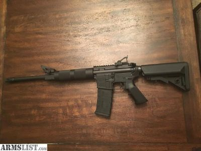 For Sale/Trade: DPMS AR-15 upgraded hand guard and stock