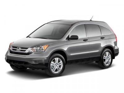 2011 Honda CR-V EX (Green)