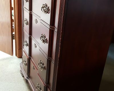 Bed Frames with dressers