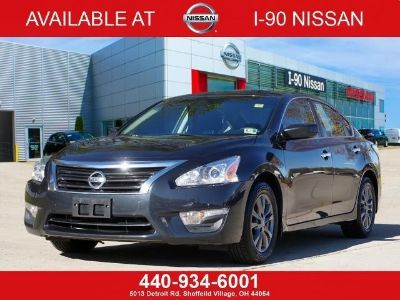 2015 Nissan Altima 2.5 (storm)