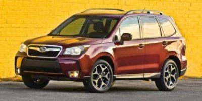 2016 Subaru Forester 2.5i Touring (Crystal White Pearl)