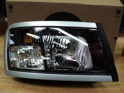 Find 2009-2011 DODGE DAKOTA OEM RIGHT FRONT BLACK HEAD LAMP CHROME TRIM motorcycle in Temecula, California, US, for US $131.14