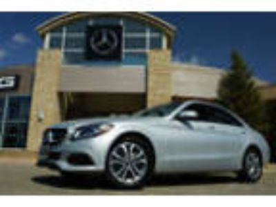2018 Mercedes-Benz C-Class C 300 2018 C 300 Used Certified Turbo 2L I4 16V