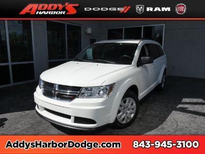 2017 Dodge Journey SE (white)