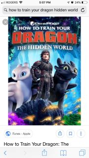 How to train your dragon 3 digital copy code