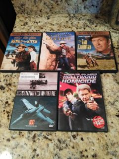 Miscellaneous older dvds