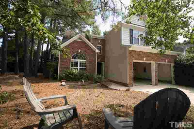 5401 Alafia Court RALEIGH Three BR, Two story brick on corner lot