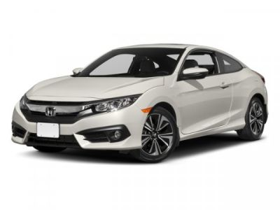 2017 Honda CIVIC COUPE EX-L (White)
