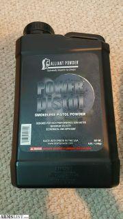 For Sale: Power Pistol