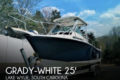 1990 Grady White Sailfish 252 Sportbridge
