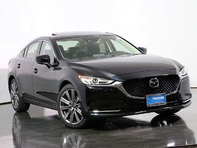 2018 Mazda Mazda6 Grand Touring Reserve (Jet Black Mica)