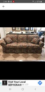 "Excellent Condition Couch - 84"" L"