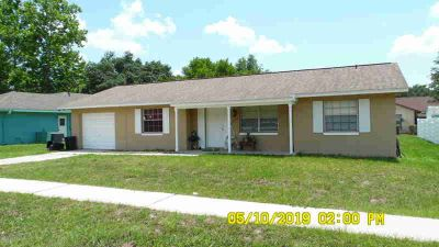 15146 SW 38 Circle Ocala Three BR, New roof and air conditioner