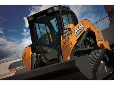 2016 Case Construction TV380