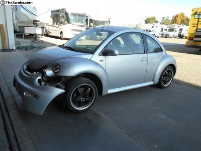 2003 Beetle parts Car