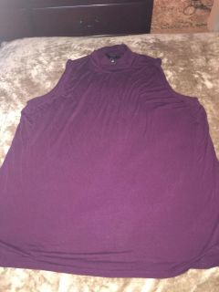 2x Fred Myers tank top blouse