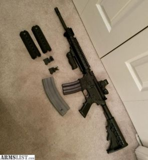 For Sale: Anderson AR-15