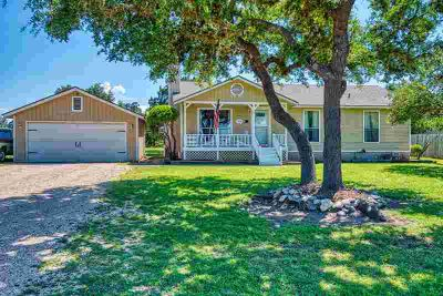 122 Sun Haven Kerrville, Three BR/Two BA home on .41 acres