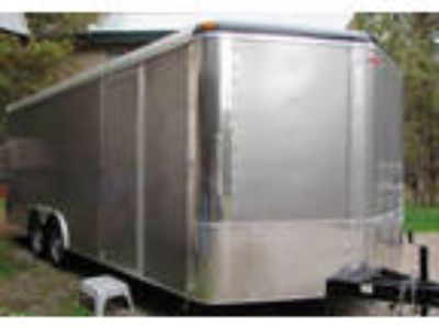 2015 Mirage Xcel-VEnclosed-Car-Hauler Trailer in Island Park, ID